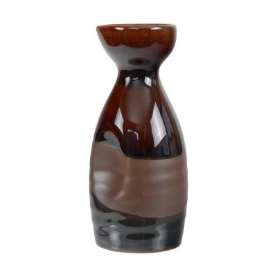 Sakeflasche - Sakura braun 150ml