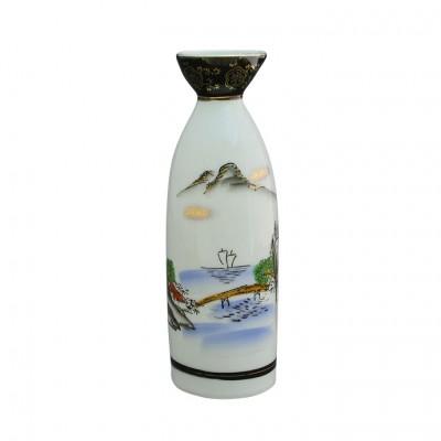 Sakeflasche - Sansui Kutani
