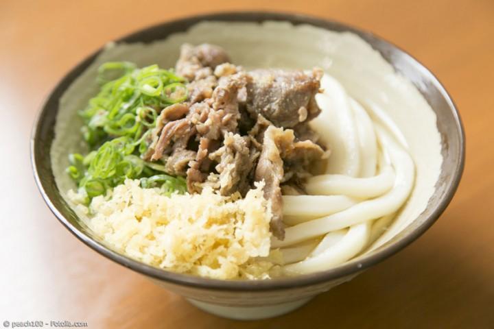 Sanuki Udon: ein typisches Rezept aus der Region Kagawa/Tokushima