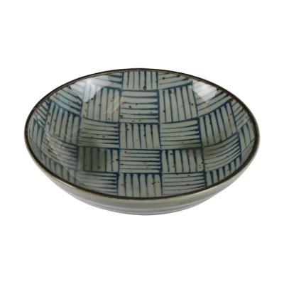 Saucenschälchen - Damikoshi rund blau
