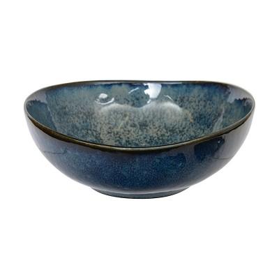 Schale oval 'Kobaltblau' 13,8x13,5x5,4cm