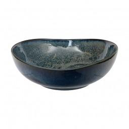 Schale oval 'Kobaltblau' 16,9x16,5x6cm