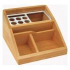 Schreibtisch-Butler, aus Bambus