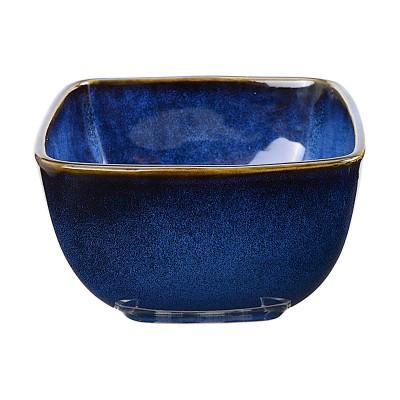 Schüssel 'Kobaltblau' quadratisch