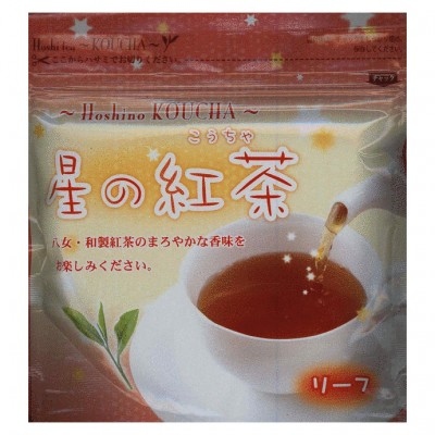 Schwarzer Tee Hoshino Koucha, 40g