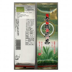 Sencha Kagoshima Munouyaku BIO, 100g oder 7g (Probierpack)