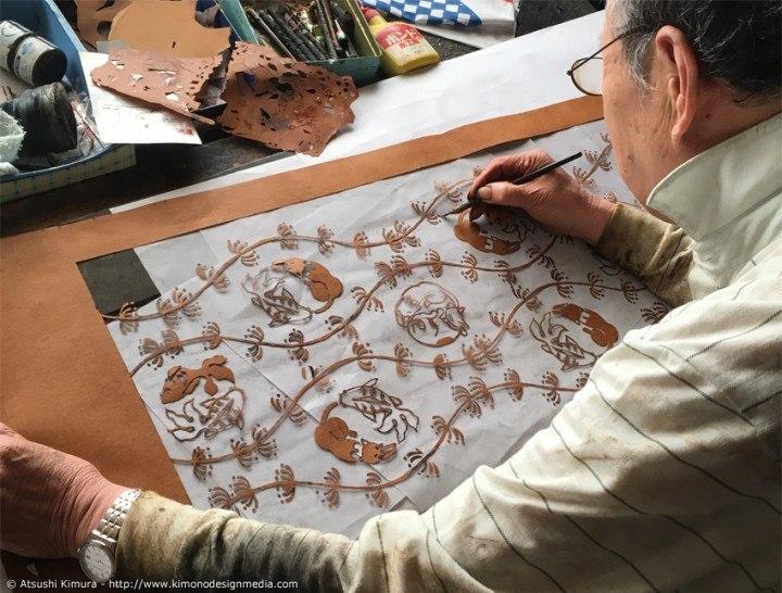Der letzte Sha-bari Experte: Über eine aussterbende Textilkunst