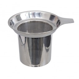 Sieb für Teetasse aus Edelstahl