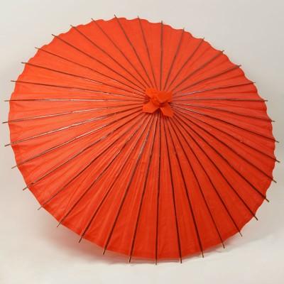 Sonderposten Sonnenschirm Uni rot