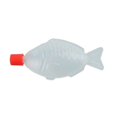 Soyasoßen Fläschchen Fischform zum Mitnehmen (50 Stück)