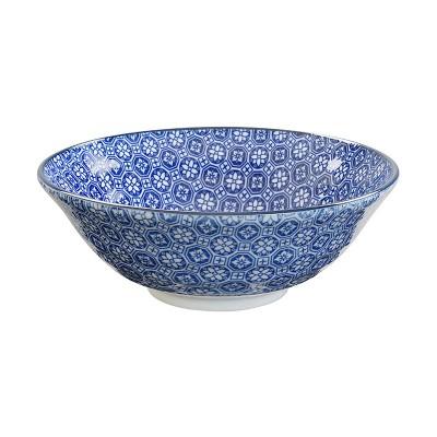 Speiseschale 'Japan Blau – Hakkakushokko'