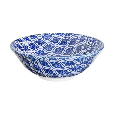 Speiseschale 'Japan Blau – Kumotachiwaki'