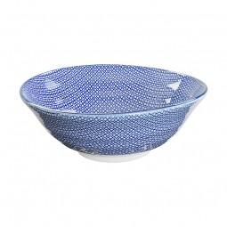 Speiseschale 'Japan Blau – Tagedabishi'