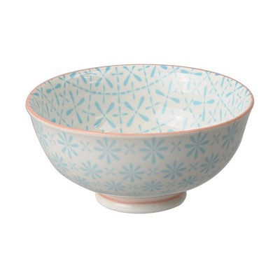 Speiseschale 'Nanairo – Komezashi blau'