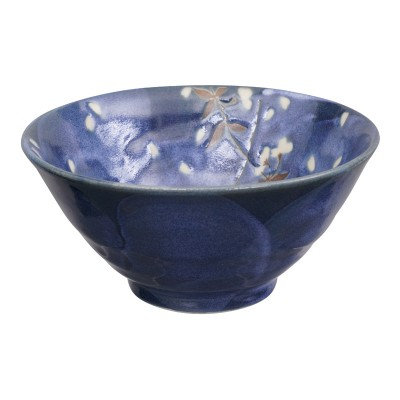 Speiseschale - Sakura blau- 13x6cm
