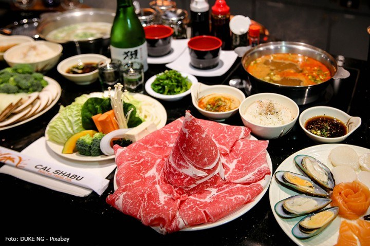 Sukiyaki – den japanischen Winterklassiker selber machen
