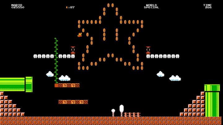 Original Super Mario Bros. von Nintendo für 555.000 Euro versteigert