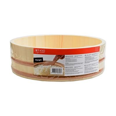 Sushi-Hangiri aus Holz klein
