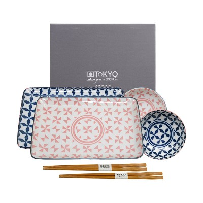 Sushi-Set 'Kidowaku - Origami / Shippou Tsunagi'
