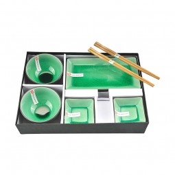 Sushi-Set 'Meergrün'