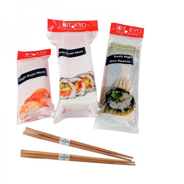 sushi set sushi japanische k che japanwelt. Black Bedroom Furniture Sets. Home Design Ideas