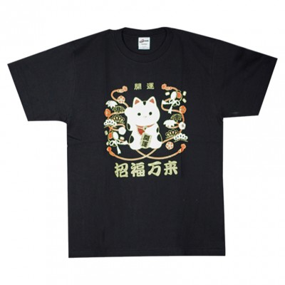 T-Shirt Manekineko