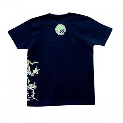 T-Shirt Phoenix blau S