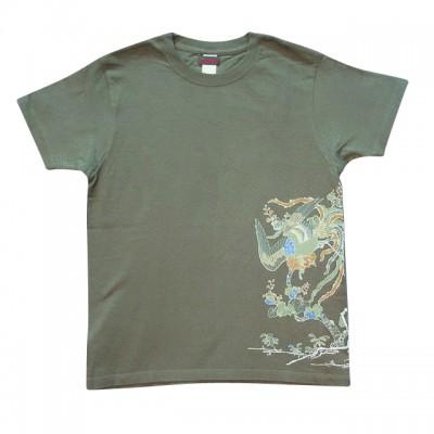 T-Shirt Phoenix olive L