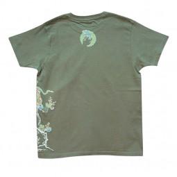 T-Shirt Phoenix olive M