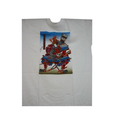 T-Shirt Samurai M, 3L