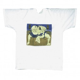 T-Shirt Sumo, M, LL ,3L 100% Baumwolle
