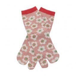 Tabi-Socken Sakura Chirashi
