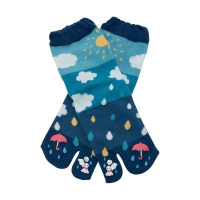 Tabi-Socken Teru-Teru Bozu