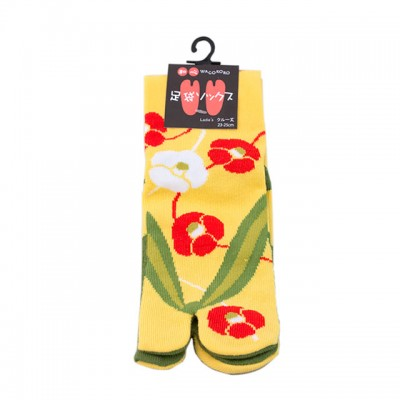 Tabi Socken - Tsubaki