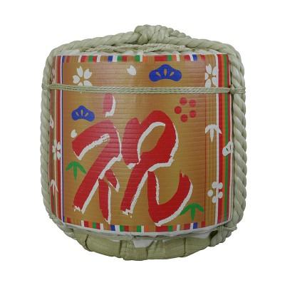 Taru Sake-Faß Goshiki 72L