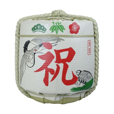 Taru Sake-Faß Tobi-Tsuru 72L