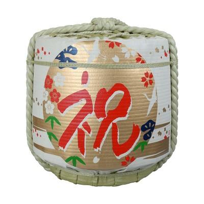Taru Sake-Faß Tsuru-Kame 72L
