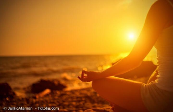 Die Tatamimatte – bequemer Begleiter während Yoga und Meditation
