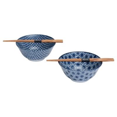 Tayo Schüsseln Set - Japan Blau