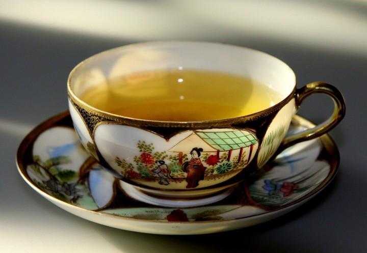 Japanische Produzenten verschenken Grünen Tee im Kampf gegen Corona
