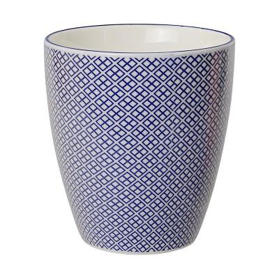 Teebecher 'Japan Blau – Tagedabishi' groß 8,2x7,5cm