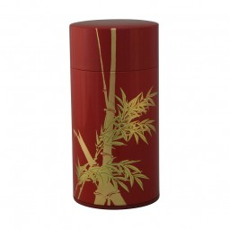 Teedose - Bamboo rot 200g