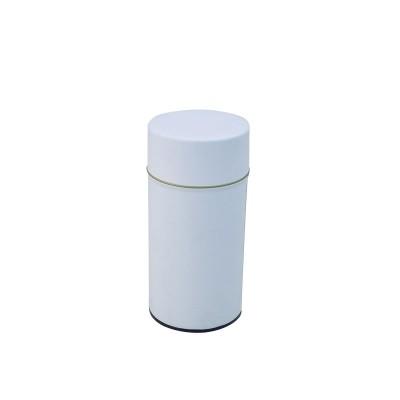 Teedose - matt weiß 175g