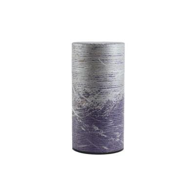 Teedose Tokiwa lila-silber