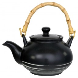 Teekanne 'Black Maru'