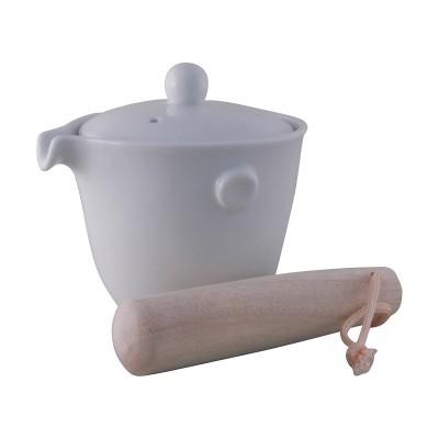 Teekanne Hakuji mit Stößel 160ml