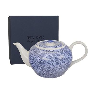 Teekanne 'Japan Blau – Samekomon' 1L