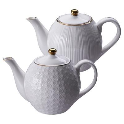 Teekanne - Japan weiß