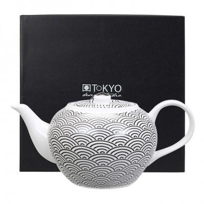Teekanne - Nippon Schwarz - 1,2l