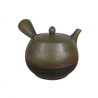 Teekanne Sawayaka L schwarz, 500ml